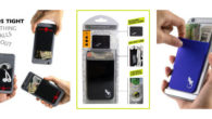 The Gecko Phone/Smartphone Wallet and Identity Theft Protection Sleeve! It's […]