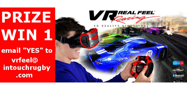COMPETITION! WIN VR Real Feel Unique 3D system with a […]