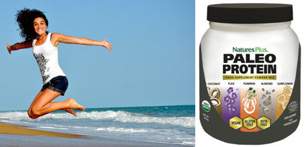 Nature's Plus new Paleo protein powder specially designed for those […]