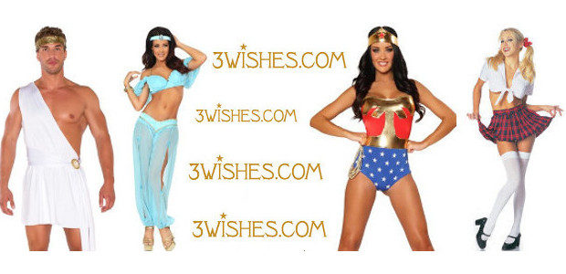 Halloween Costumes from www.3wishes.com (Worldwide Distribution) >> www.3wishes.com/sexy-costumes/ FACEBOOK | […]