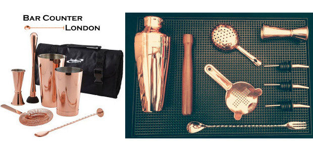 For Festive Cocktail Lovers… Cocktail Kits, Bar Supplies, Whiskey Stones, […]