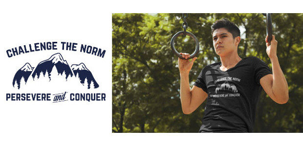 Challenge The Norm: Rugby & Fun products for extraordinary people […]