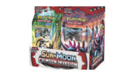 Pokémon The Sun and Moon Crimson Invasion trading cards! www.pokemon.com […]
