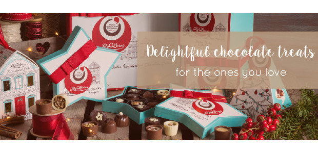 Deck the halls with boxes of chocolates! Celebrate Christmas […]