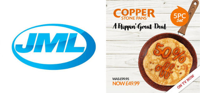 Copper Stone Pans from JML are perfect for pancake flipping […]