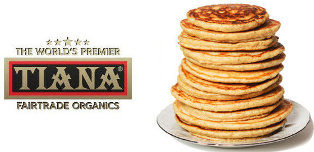 Gluten-Free, Low Carb and Fibre Rich Pancakes from TIANA www.tiana-coconut.com FACEBOOK […]