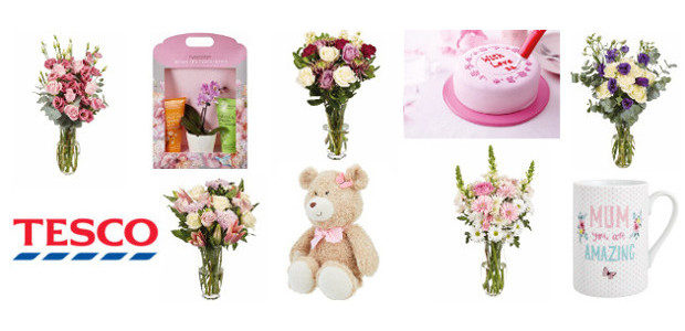 Mother's Day All Wrapped Up at Tesco! Flowers, Presents […]