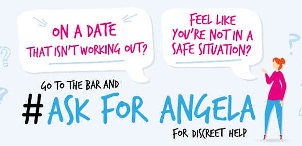 """Having A Bad Date! New Campaign """"Ask For Angela"""" provides […]"""