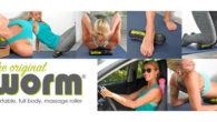 THE ORIGINAL WORM, PORTABLE MASSAGE ROLLER FOR MOM! Perfect for […]
