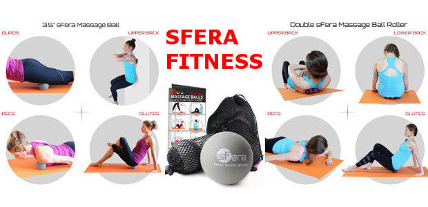 Massage balls for Deep Tissue Massage, Yoga, Crossfit, Trigger Point […]