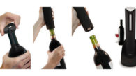 Works Perfectly! Ozeri Pro Electric Wine Bottle Opener With Free […]