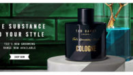 THE SUBSTANCE TO YOUR STYLE. TED'S NEW GROOMING RANGE NOW […]