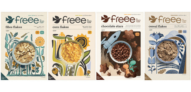 Organic Gluten Free Cereals from FREEE by Doves Farm NOW […]