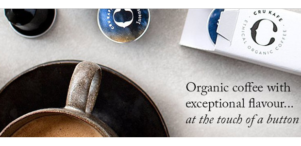 CRU KAFE LAUNCHES FIRST EVER 100% RECYCLABLE COFFEE CAPSULES www.crukafe.com […]