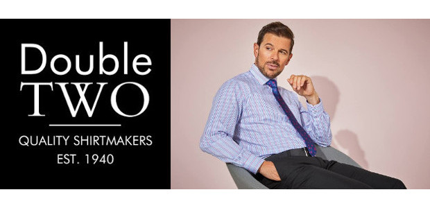 """www.doubletwo.co.ukShirts. Trousers. Ties. """"I am so pleased with my shirt, […]"""