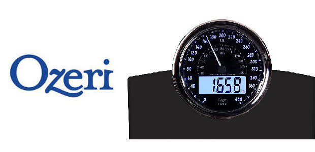 Ozeri Rev Digital Bathroom Scale with Electro-Mechanical Weight Dial (Black) […]