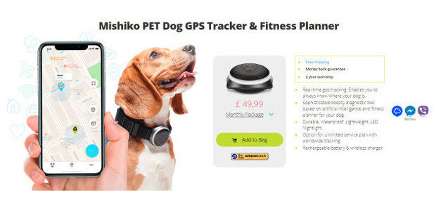 The ultimate Christmas gift for the four-legged member of the […]