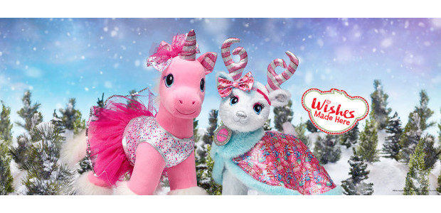 Build-A-Bear Workshop is releasing a variety of new plush toys […]
