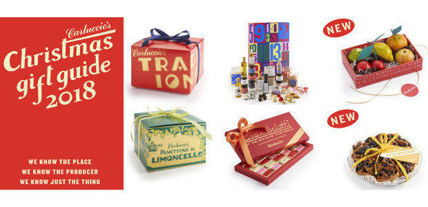 Carluccios Gorgeous Christmas Gifts, they have just the thing! > […]