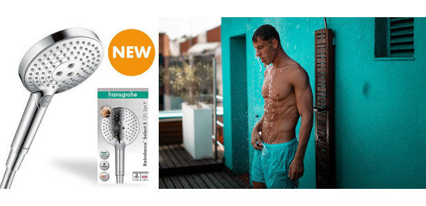 Hansgrohe has just the stocking filler for the man who […]