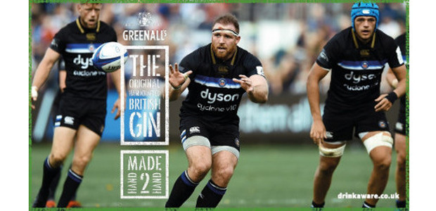 GREENALL'S CELEBRATES HANDCRAFTED SKILL WITH BATH RUGBY PARTNERSHIP www.greenallsgin.com FACEBOOK […]