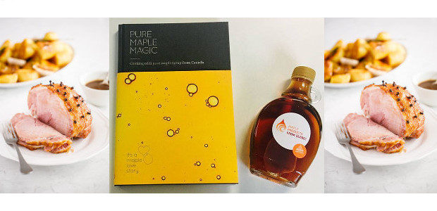 PURE MAPLE MAGIC! Cooking with pure maple syrup from Canada! […]