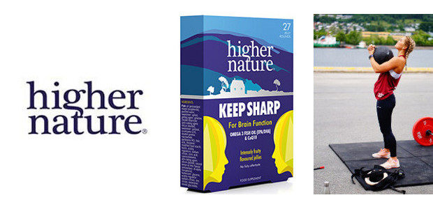 """""""Keep Sharp"""" Tasty jellies to support focus and mental clarity. […]"""