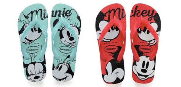 Introducing the Havaianas Mickey Mouse His 'n' Hers the perfect […]
