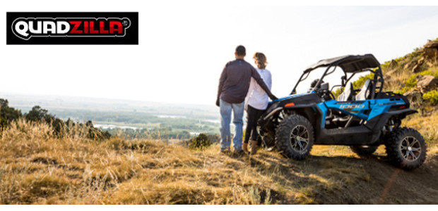Valentine's Idea! Like to Quad? His and hers road […]