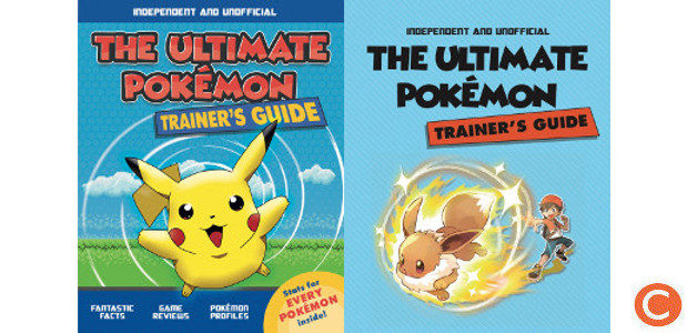 THE ULTIMATE POKÉMON TRAINER'S GUIDE by Ned Hartley (www.carltonbooks.co.uk) FACEBOOK | […]