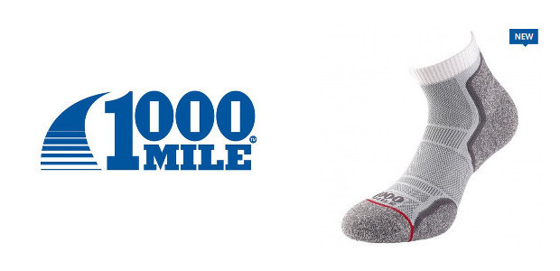 New Socks! Soft, breathable and comfortable and good for 1000 […]