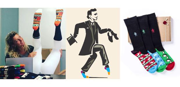 Quiet Rebellion launch festive sock designs for Christmas www.quietrebellion.com INSTAGRAM […]