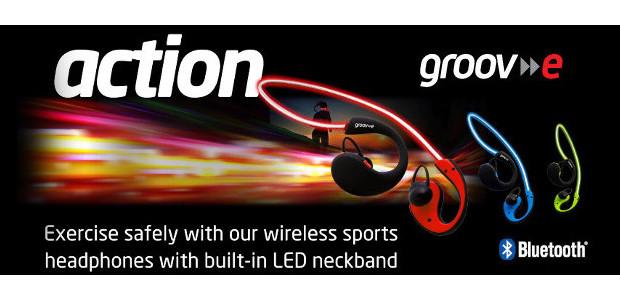 Groov-e launches new light up Action Earphones www.groov-e.co.uk FACEBOOK| TWITTER […]