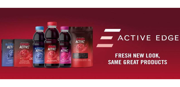 Award-wining CherryActive re-brands as Active Edge www.active-edge.co.uk YOUTUBE | FACEBOOK […]