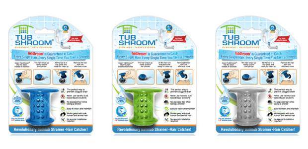 TubShroom, also the maker of SinkShroom and the NEW! ShowerShroom, […]