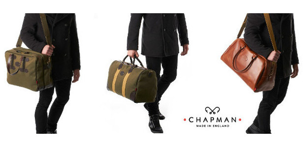 CHAPMAN BAGS: AUTUMN/WINTER 2017 STYLE GUIDE | LUGGAGE & CARRYING […]