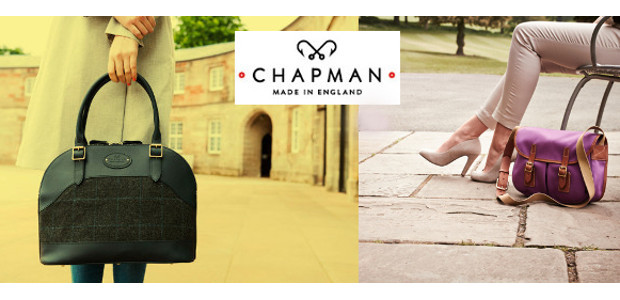 Chapman Bags. Women's Bags.  www.chapmanbags.com . Canvas, Tweed and Leather Bags […]