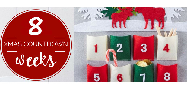 8 Weeks to Christmas & The Contemporary Home have wonderful […]