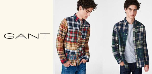 GANT shirts. Loose Upcycled Patchwork Shirt. www.gant.co.uk INSTAGRAM | […]