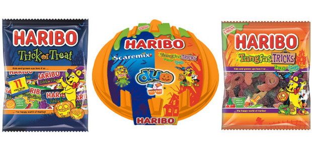 HARIBO for Halloween…. a cauldron of scarily good Halloween treats! www.haribo.com […]