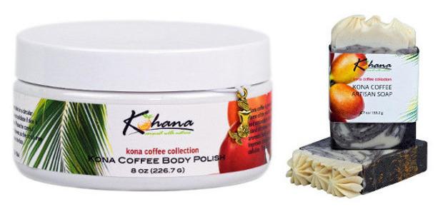 Kohana Skin. Connect with nature. Kona Coffee Body Polish & […]