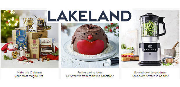 Lakeland. Christmas Gifts… For him, for Her, For Cooks, Food […]