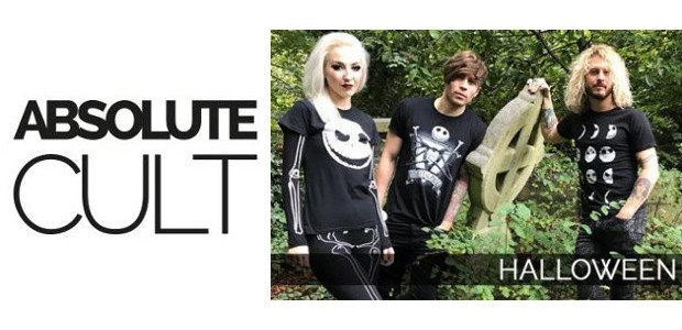 Get your Hallowtee-shirt on with Absolute Cult's Creepy & Cool […]