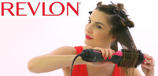 INTRODUCING THE REVLON SALON ONE-STEP HAIR DRYER AND VOLUMISER, FOR […]