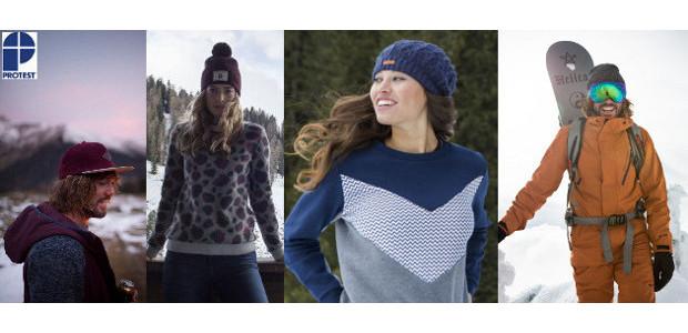 Protest | Autumn. Winter. Collection. www.protest.euwww.protest.eu Design-led sportswear company. Beautiful […]