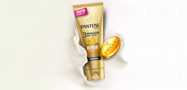 Be the first to discover PANTENE PRO-V 3 MINUTE MIRACLE […]