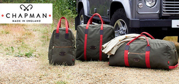 "REVIEW. Chapman Bags, the Cargo ""Kit"" bag. www.chapmanbags.com ""I am […]"