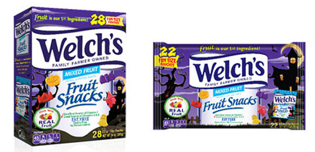 Welch's® Mixed Fruit Halloween Fruit Snacks & The Halloween-themed box […]