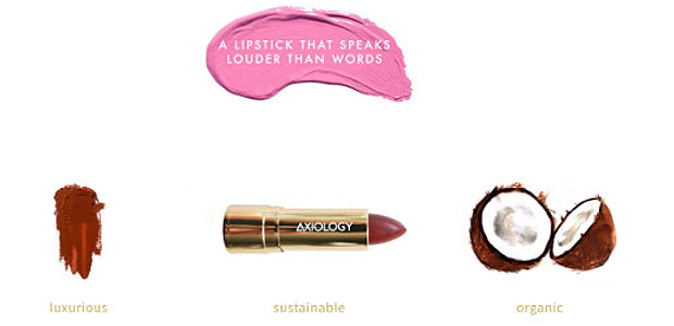 Just A Little Stocking Filler! AXIOLOGY – Ethical Party Lips. […]
