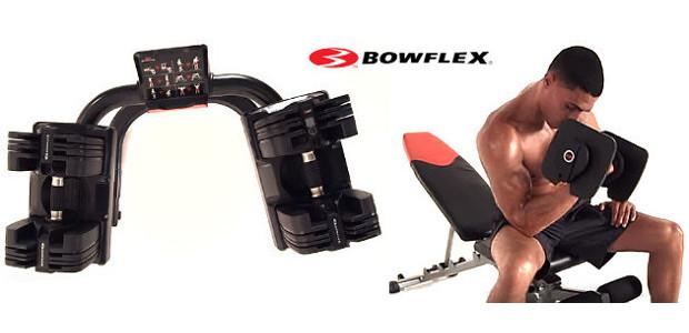Bowflex® SelectTech® 560 Dumbbells replaces an entire rack of Dumbbells […]